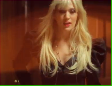 """... Underwood has just unveiled the new video for the track, """" Good Girl"""