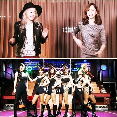 Jessy Mendiola dance off with Dara; Korean girl group Drumcats will also perform