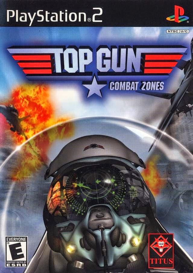 Top Gun Combat Zones Game