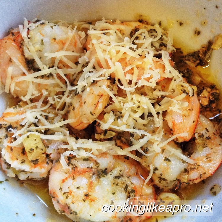 Scampi Shrimp Recipe