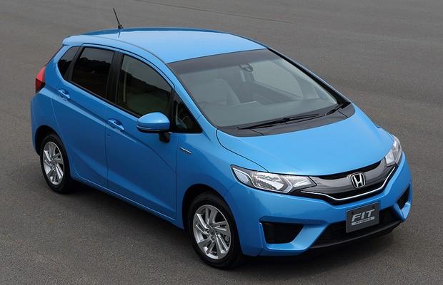 Novo Honda Fit 2014