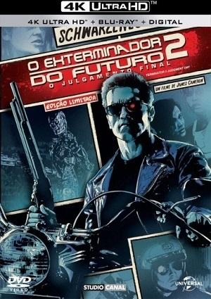 O Exterminador do Futuro 2 - O Julgamento Final 4K Filmes Torrent Download capa
