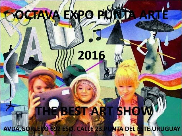FERIA EXPO PUNTA ARTE