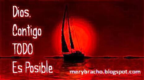 Haciendo lo posible que Dios hace lo imposible. Atrévete a hacer algo nuevo. Tú puedes tener éxito.  Marca la diferencia en la vida. Para Dios no hay nada imposible.