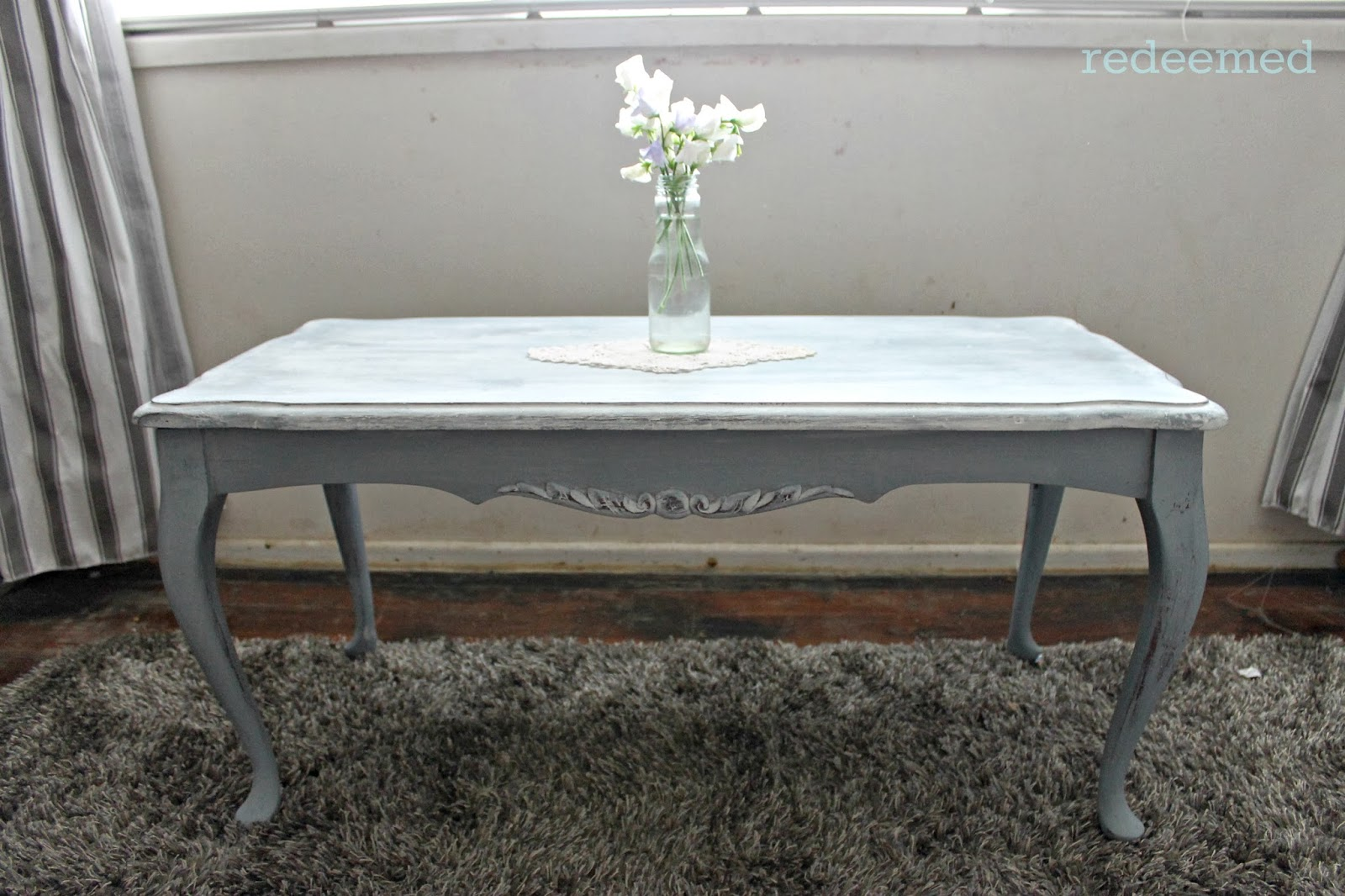 Redeemed unique gifts and homewares french grey coffee table french grey coffee table geotapseo Choice Image