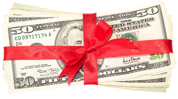 Wedding Gift Etiquette How Much Money : Bedazzled [kind of] Life: 95. The Gift of...Giving?