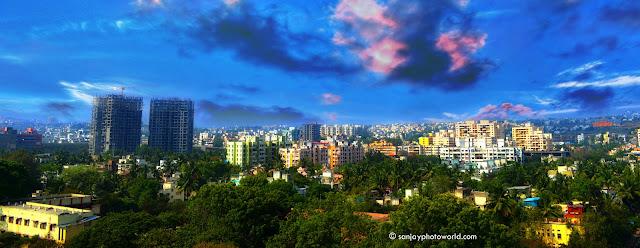 HD city Wallpaper