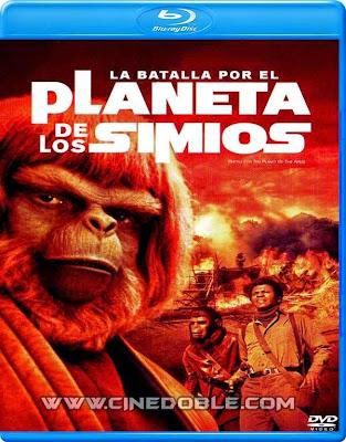 batalla por el planeta de los simios 1973 1080p latino Batalla por el Planeta de Los Simios (1973) 1080p Latino