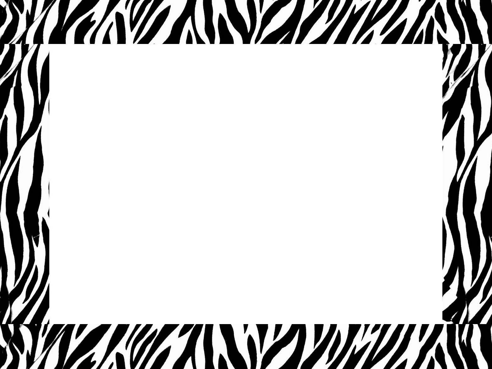 8 Free Printable Stationery Borders Pretty Designs Here