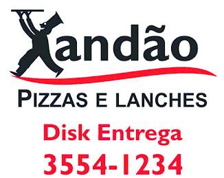 XANDÃO PIZZAS E LANCHES