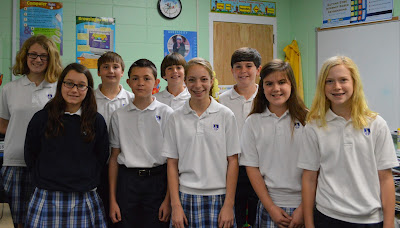 MCPS Sixth Graders Chosen to Have Work Published 1
