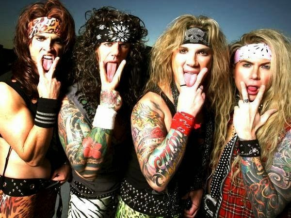 steel panther unplugged