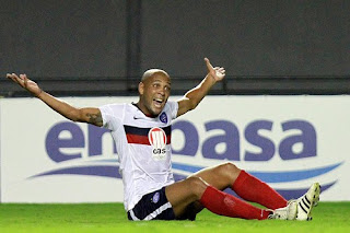Souza atacante do Bahia