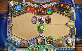 hearthstone heroes of warcraft artwork 4 Blizzcon 2013   Hearthstone: Heroes of Warcraft (iOS/OSX/PC)   Battle Artwork