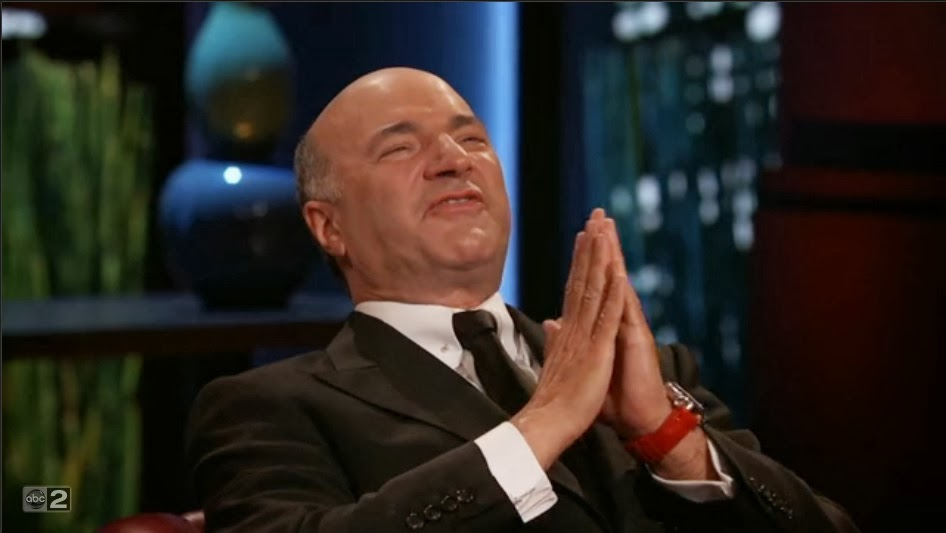 shark tank blog kevin o'leary mr. wonderful