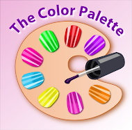 The Color Palette - Webshop