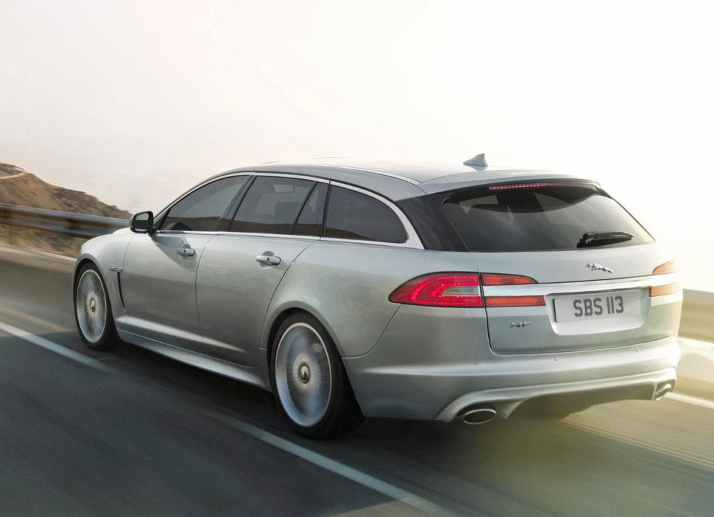 Jaguar XFR Sportbrake Picture HD