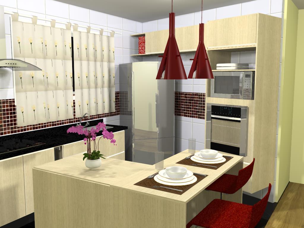 Cozinha Planejada Kappesberg Moveis Para Cozinha Itatiaia