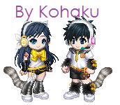 Crie seu próprio Vocaloid / Utauloid Twinshaineko