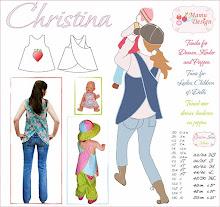 CHRISTINA Hängerchen Kleid