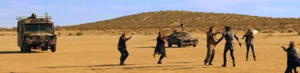 マッド・スピード -ROAD WARS-