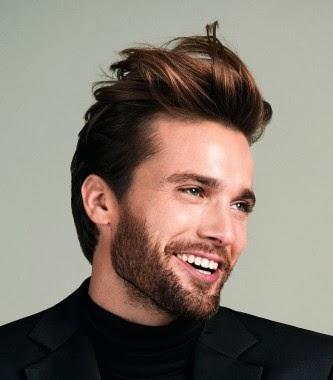 Estilos y peinados de moda peinados para hombres con - Peinados hombres con entradas ...