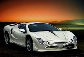 Mitsuoka Cool Car Luxury Design
