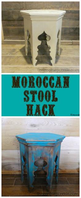 Moroccan Stool Hack