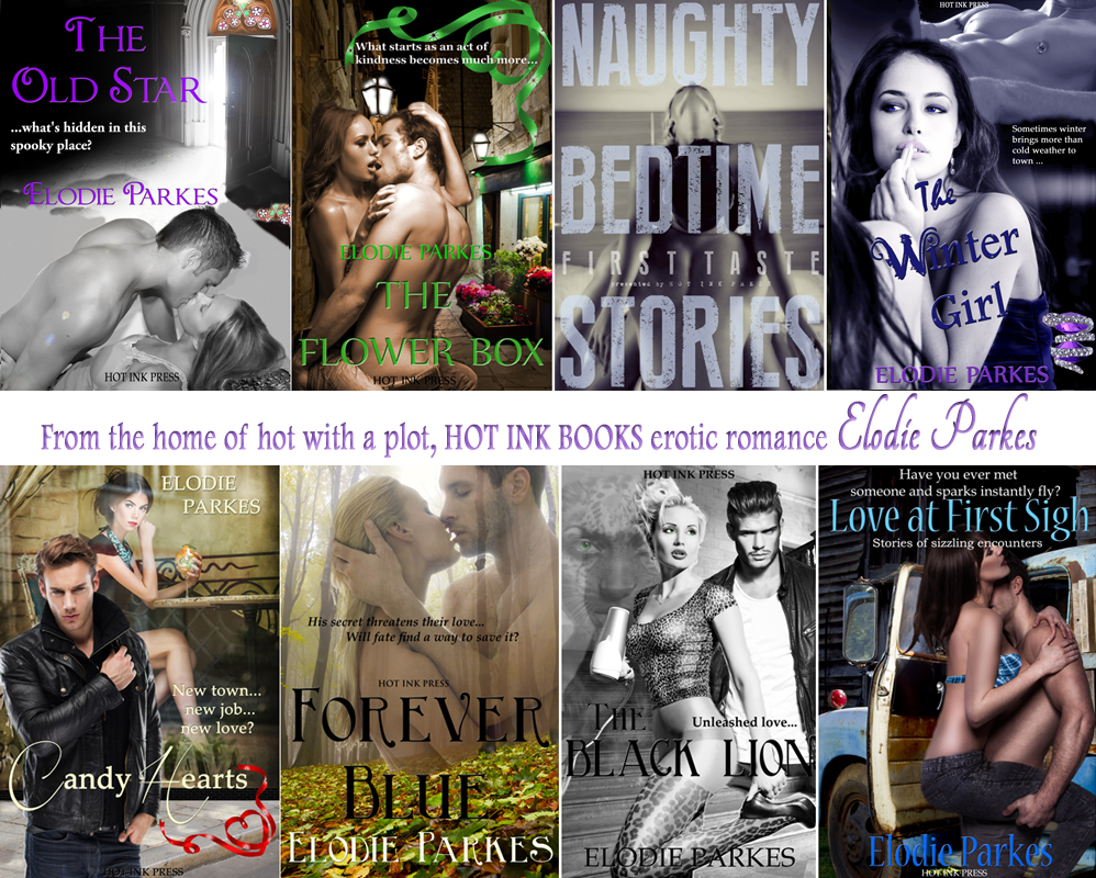 Erotic romance from the home of hotness