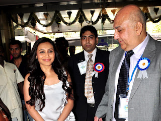 Rani Mukerji graces Golden Jubilee celebrations of IAP