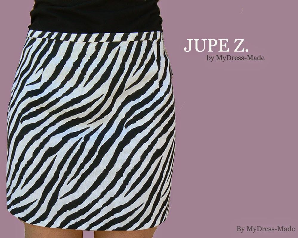 Jupe Z. by MDM