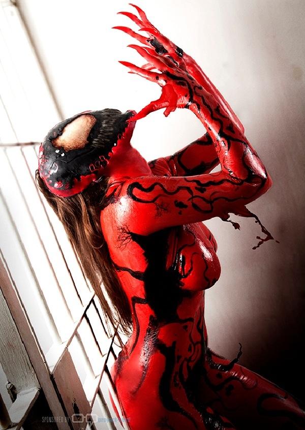 Copycat Marvel Costume