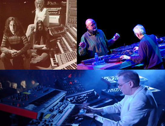Berlini iskola – Elektronikus zene úttörői