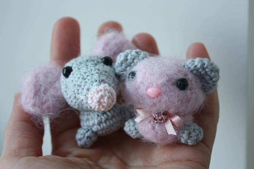 crochet amigurumi cat patterns