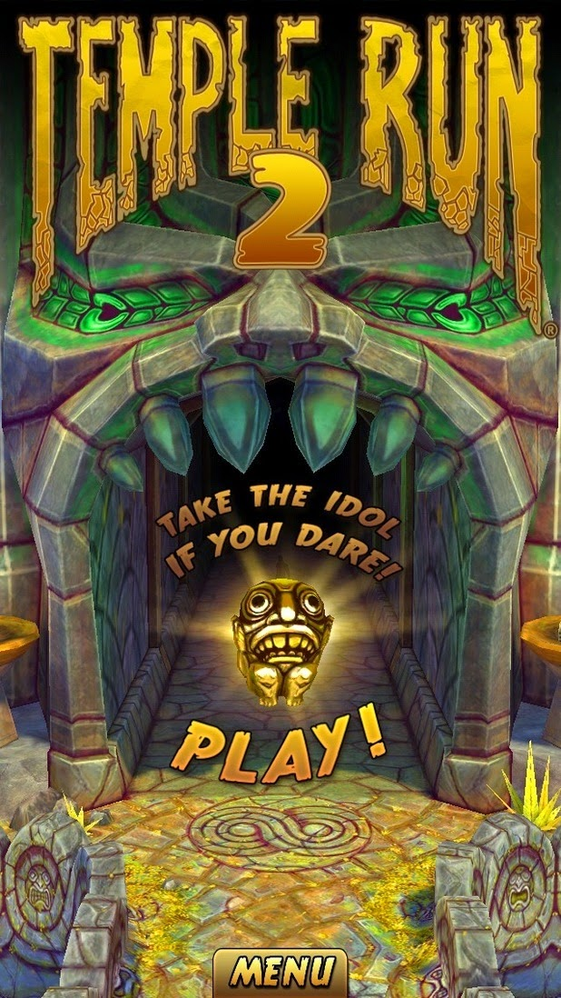 Temple Run 2 Android Version Free Download