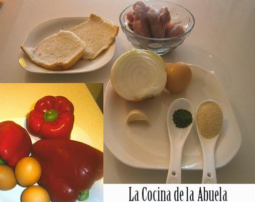Rollo de bonito la cocina de la abuela for Cocina 5 ingredientes jamie