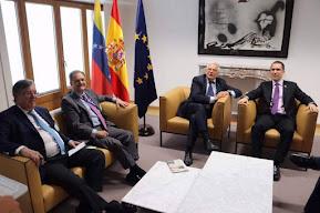 Venezuela reitera disposición al diálogo productivo con España y demás miembros de la UE