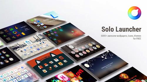 Solo Launcher v.1.9.0