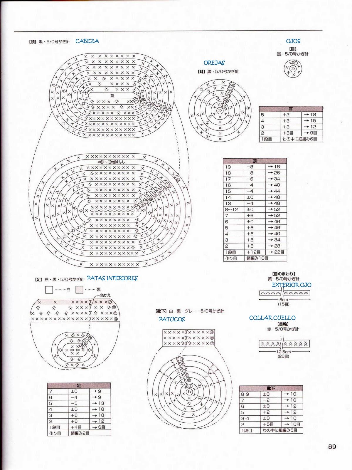 Perfecto Patrón De Crochet Libre De Gato Ornamento - Coser Ideas ...