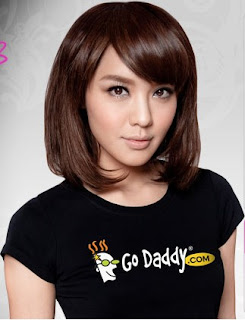 GoDaddy Girl Ella Koon