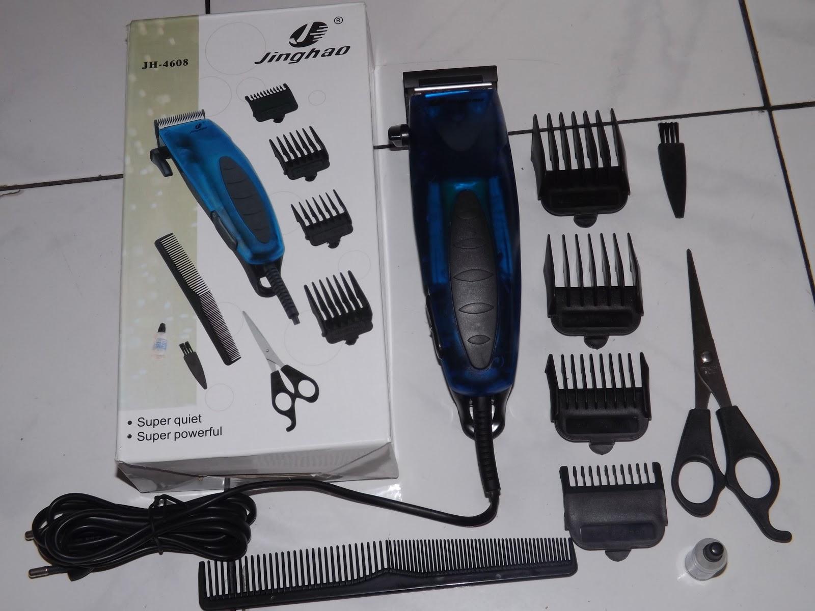 Cara Memotong Rambut Sendiri (Untuk Laki-Laki) | Kaskus - The Largest ...