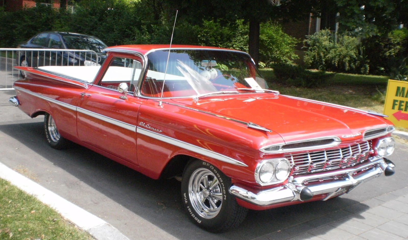 last civilised yank the sexiest automobile ever built imho the 1959 chevy el camino. Black Bedroom Furniture Sets. Home Design Ideas