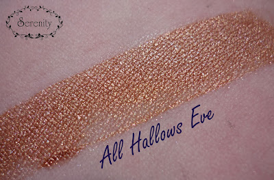 Dreamworld All Hallows Eve Swatch