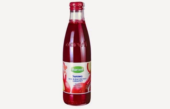sok buraczkowo jabłkowy