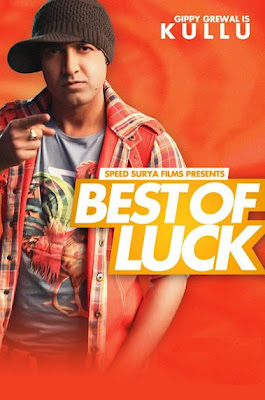 Poster Of Best of Luck (2011) In 300MB Compressed Size PC Movie Free Download At worldfree4u.com