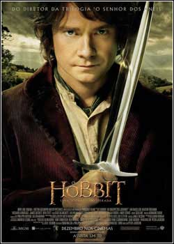 Download O Hobbit: Uma Jornada Inesperada   DVDRip Legendado