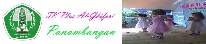 Acara  Wisuda & Panggung Gembira Tk Plus Al - Ghifari