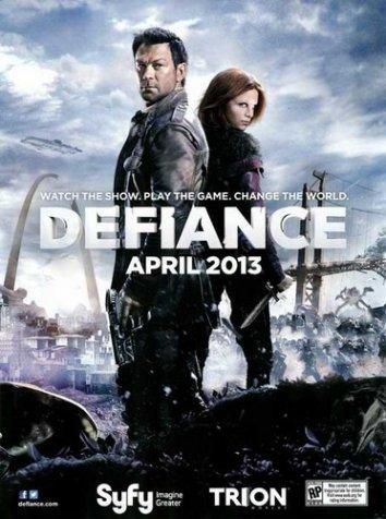 Defiance  � Todas as Temporadas � Dublado / Legendado