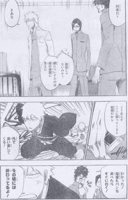 Bleach Manga Spoilers, Bleach Spoilers Confirmed 483, Bleach Spoilers 484, Bleach Manga Spoilers 485