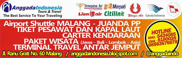 ANGGADA INDONESIA Tours & Travel